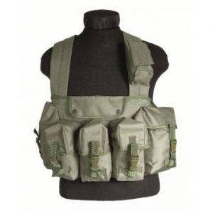 Mil-Tec Chest Rig 6 Pocket