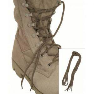 Mil-Tec Shoe Laces 140cm Cotton