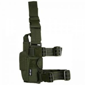 Mil-Tec Adjustable Leg Holster Cordura