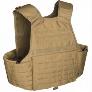 Mil-Tec Laser Cut Plate Carrier Vest