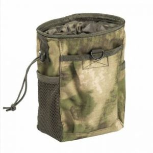 Mil-Tec Molle Empty Shell Drop Pouch
