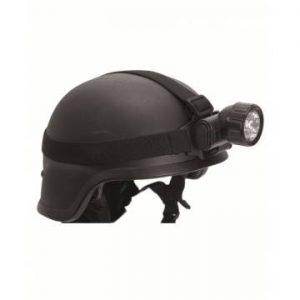 Mil-Tec 12 Led Headlight - Black
