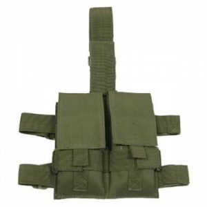 MFH Tactical Leg Double Magazine Pouch