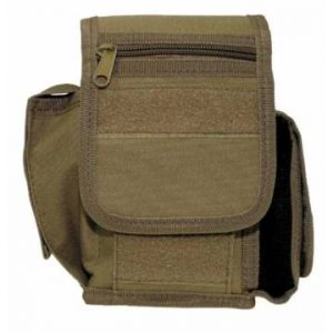 MFH Belt Pouch 3 Compartments