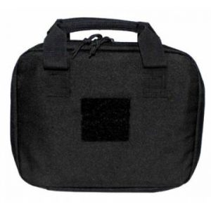 MFH Pistol Bag Lined - Black