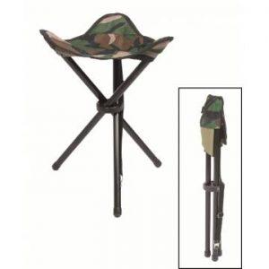 Mil-Tec Folding Stool 3 Leg