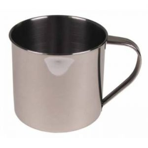 MFH Cup Stainless Steel 250ml