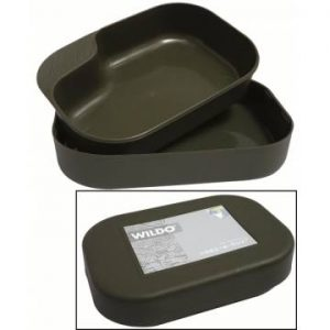 WILDO Camp a Box Mess Kit