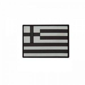 PVC Greek Flag - Low Visibility