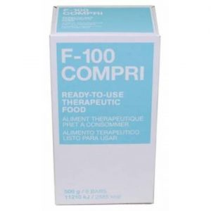 MSI F-100 Compri Therapeutic Food 500g