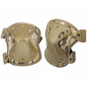 Mil-Tec Knee Pads Protect - Multicam / Επιγονατίδες