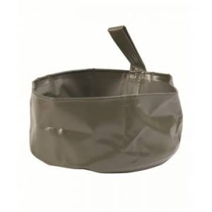 Mil-Tec Collapsible PVC Bowl - Olive