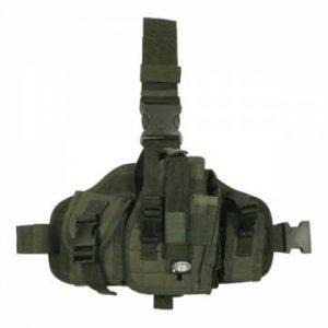 MFH Leg Platform w/ Pistol Holster / Pouches