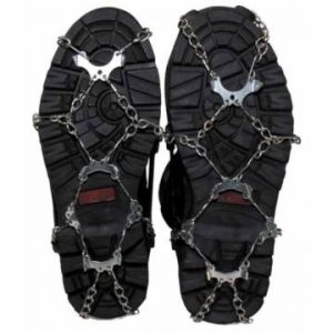 MFH Snow Chain for Shoes w/ 8 Spicky
