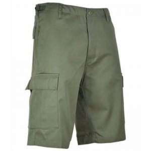 Mil-Tec BDU Short Pants