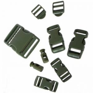 Mil-Tec Buckle Set 9 pcs