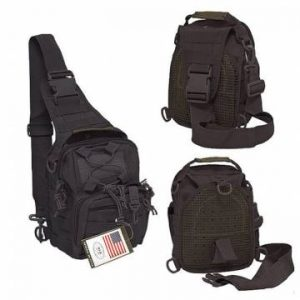 MFH Tactical Shoulder Molle Bag