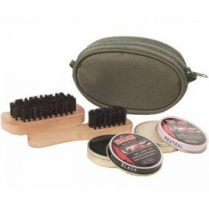 Mil-Tec Shoe Cleaning Kit