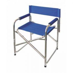 Καρέκλα Σκηνοθέτου Αλουμινίου