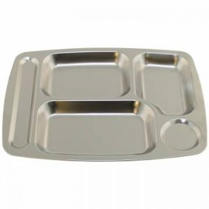 MFH Canteen Tray Stainless Steel
