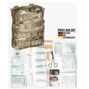 Mil-Tec First Aid Leina Pro. 43pcs Large