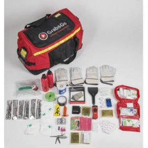 Grab&Go Emergency Kit 4 Person