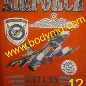 Mπλουζάκι Hellas Army logo 12