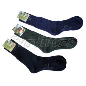 Κάλτσες Μάλλινες στρ/κες one size