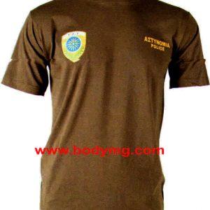 Μπλουζάκι Αστυνομίας  ΥΑΤ T-shirt POLICE ΥΑΤ