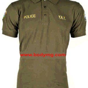 Μπλουζάκι Polo Υ.Α.Τ Police