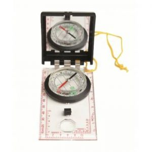 Mil-Tec Map Compass w/ Cover