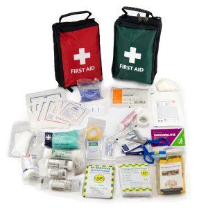 FirstAid - Πλήρες Φαρμακείο Α' Βοηθειών για Κυνηγούς και Σκοπευτές