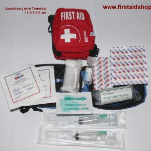 FirstAid - Κιτ για Δηλητηρίαση Ζώου από Φόλα