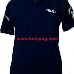 Μπλούζακι Polo Αστυνομίας Με Επωμίδες