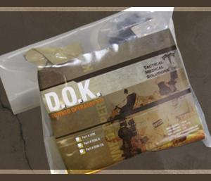 Tac Med Downed Operator (DOK) Κιτ Α' Βοηθειών Πεδίου Μάχης