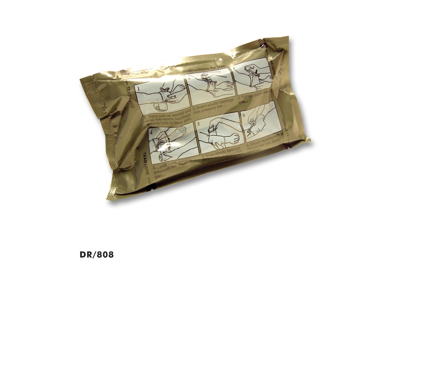 fb3e517fe3 Στρατιωτικός Αποστειρωμένος Αιμορραγικός Επίδεσμος Μάχης 15 cm ...