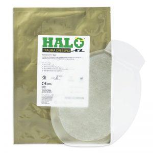 Tac Med Halo Chest Seal για Διαμπερή Τραύματα Στήθους (Μέγεθος XLarge)