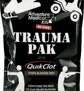 Adventure Medical Kit Trauma Kit με Quikclot Sport 25gr