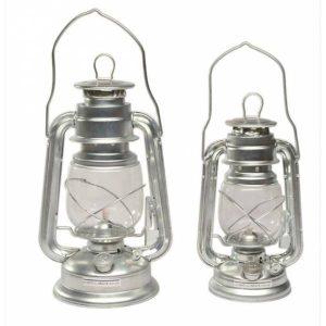 Mil-Tec Kerosene Lantern 23cm Zinc