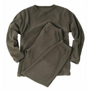 Mil-Tec Fleece Underwear Set