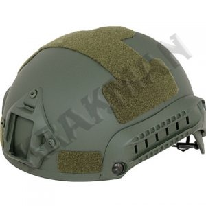 Ultra light replica of Spec-Ops MICH High-Cut Helmet - Olive