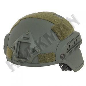 Ultra light replica of Spec-Ops MICH Helmet - Olive