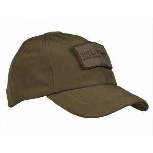 Mil-Tec Softshell BB Cap