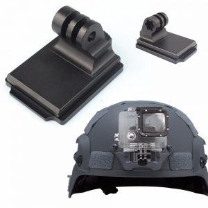 Helmet Mount for Action Camera