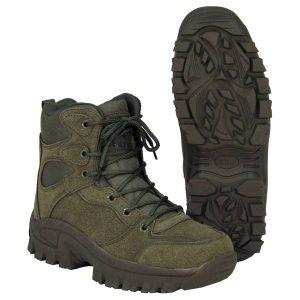 MFH Commando Boots