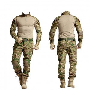 TACTICAL UNIFORM ( MULTICAM )