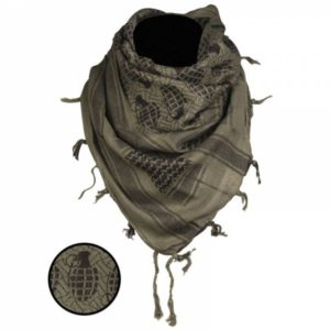 Mil-Tec Shemagh Scarf Pineapple