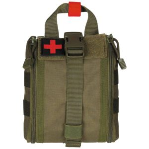 MFH First Aid Pouch SM Molle