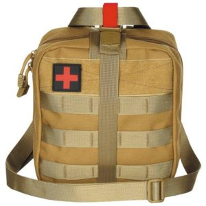 MFH First Aid Pouch LG Molle
