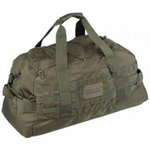 Mil-Tec US Combat Parachute Cargo Bag MD